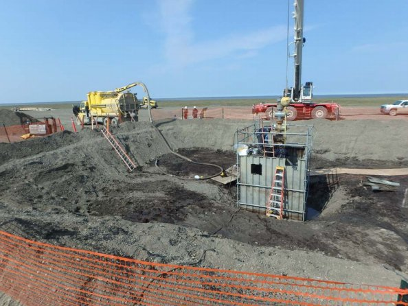 A North Slope well spill is bigger than originally thought