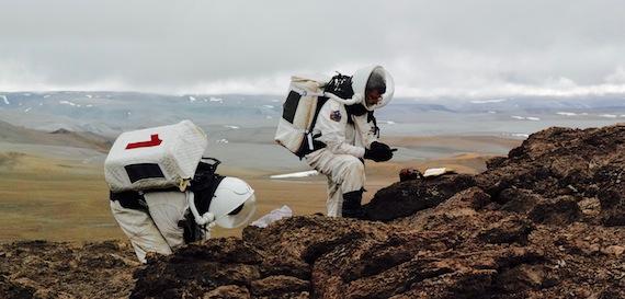 Mars crew sets up shop again on Nunavut's Devon Island