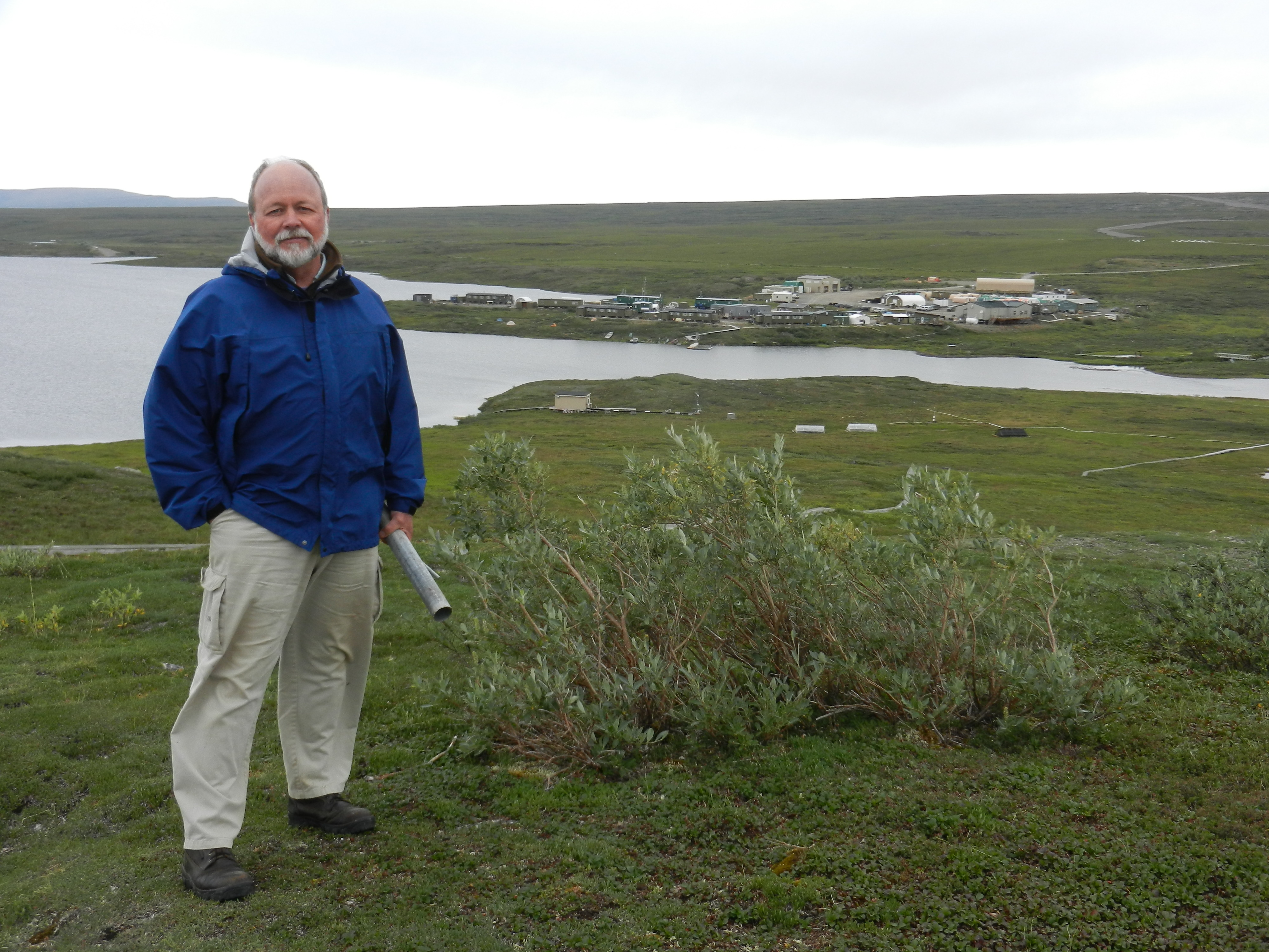 As the Arctic warms, scientists at this remote field station try to make sense of the changing environment