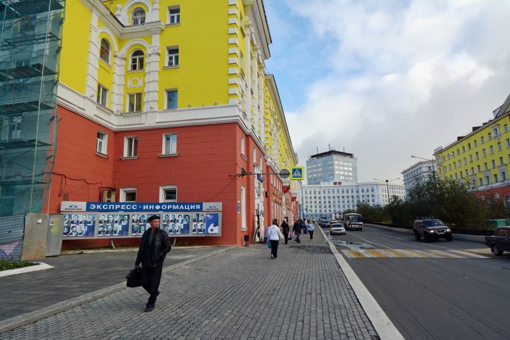 Russia's remotest Arctic tundra city gets fiber-optic internet