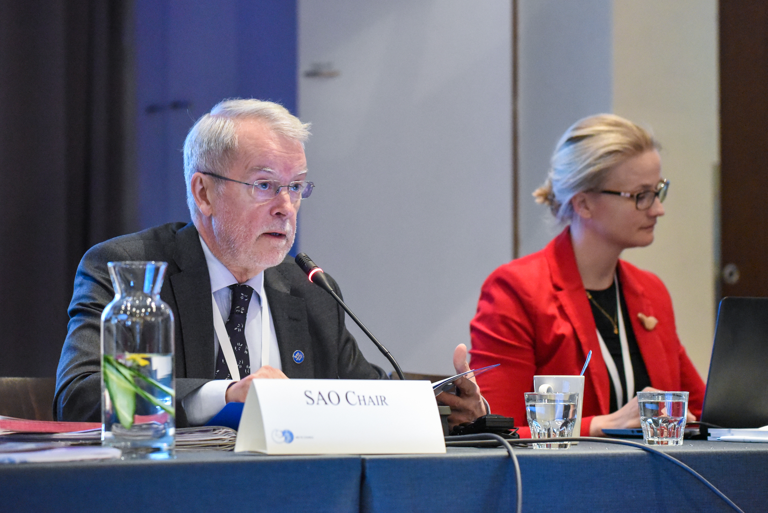 Environment, education top agenda at first Arctic Council meeting under Finnish leadership.