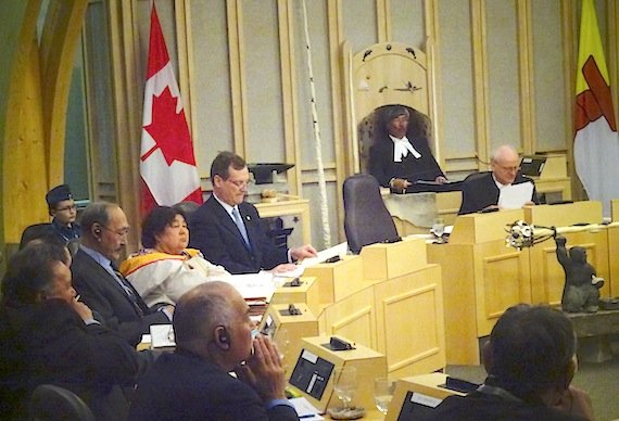 Next Nunavut assembly must get to work fast, says outgoing finance minister
