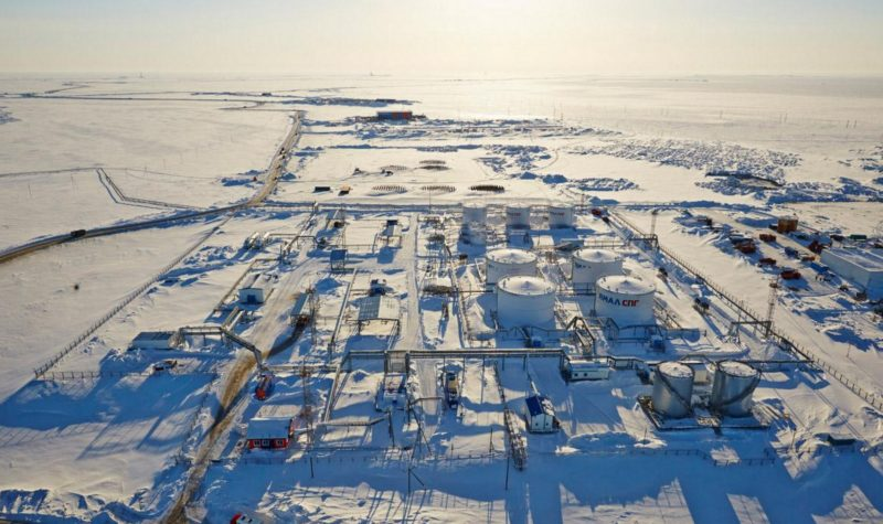 China is set to expand its role in Novatek's Arctic gas development
