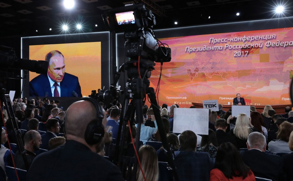 The Arctic will make us richer, says Putin