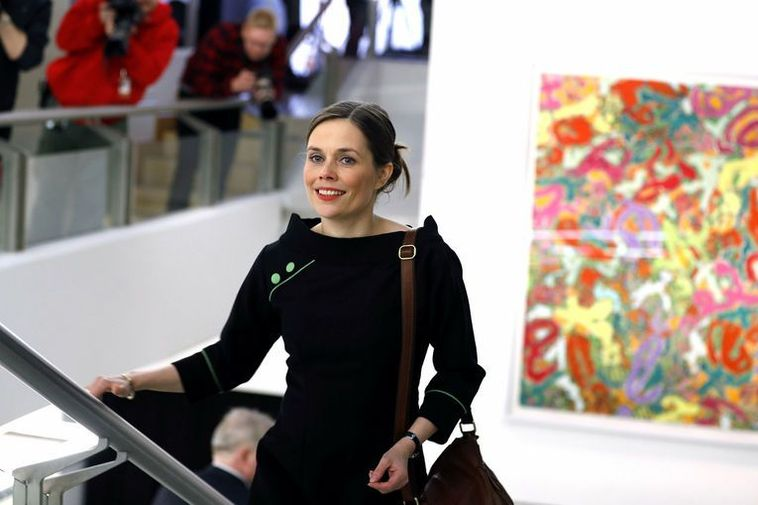 Iceland's new government sees strong support