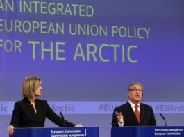 The Week Ahead: Bringing the Arctic to Brussels