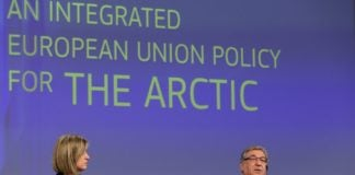 An updated EU Arctic policy is expected next year