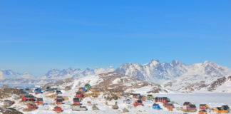 The settlements of Greenland's eastern coast are trapped in a decimating population slide