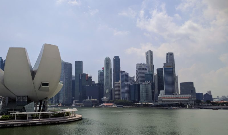 Singapore's iconic skyline seems far removed from the Arctic, but with a deeper look connections between the equatorial city state the Arctic emerge. (Gregory Sharp / High North News)