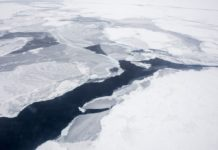 The Arctic Ocean's ice-free season could extend into fall