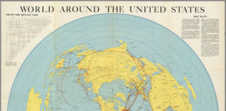 In 1945, the North Pole was a powerful global symbol. It's even more potent today.