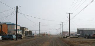 Overcrowded homes remain a health crisis in North America's Arctic
