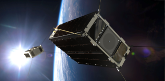 Danish military's first satellite will keep eye on ships in Arctic