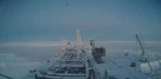 LNG tanker completes first winter Northern Sea Route crossing without an escort
