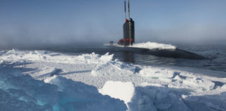 As climate changes, US admirals see increasing need for Arctic presence