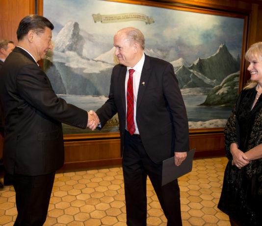 Alaska's Arctic gasline could fall victim to a Trump trade war with China