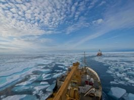 Canadian Arctic shipping traffic nearly tripled over 25 years