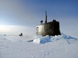 U.S. military warns against Russian Arctic expansion