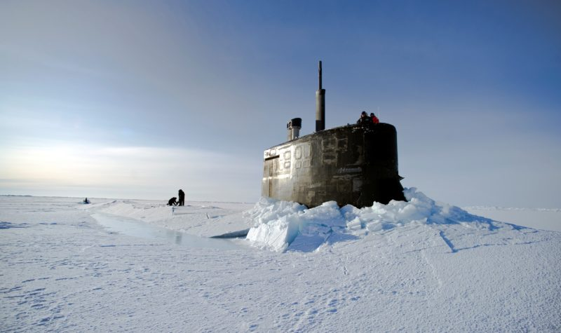 U.S. military warns against Russian Arctic expansion - Arctic Today