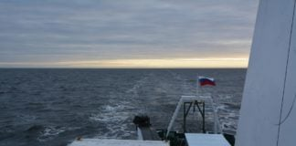 Chinese drill rigs make big gas discovery in Russian Arctic waters