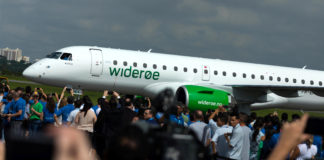 Northern Norway's Widerøe eyes buying more jets