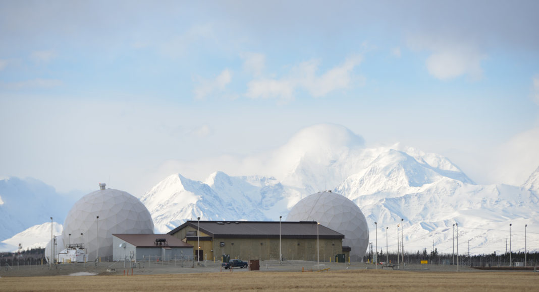 In Alaska, soldiers relish role in U S  missile defense