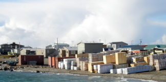 Canada's federal government will spend CA$94.3M to improve Arctic sealift infrastructure