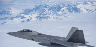 The US Air Force's first Arctic strategy emphasizes geopolitics, space