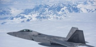 U.S. fighter jets intercept Russian bombers in international airspace off Alaska