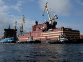 Rosatom offers reassurances on the safety a new Arctic floating nuclear power plant — but concerns remain