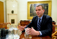 Finnish poll leaders rule out working with nationalists after vote