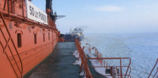 How a shipping safety violation is escalating an internal conflict over Russia's Northern Sea Route