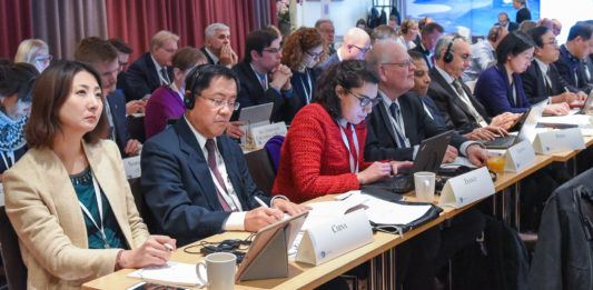 Estonia is applying to become an Arctic Council observer