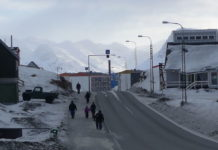Greenland seals off two towns to control a COVID outbreak