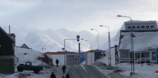 'Stay at home' Greenland authorities tell travellers