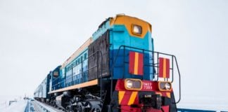 Russia moves forward on a railway to the Northern Sea Route to Sabetta