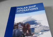 New book on polar shipping offers key guidance to mariners