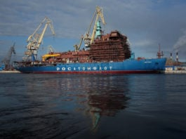 As ice recedes from the Northern Sea Route, Russia will need more icebreakers, not fewer