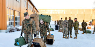 Norway to invite more U.S. Marines, for longer and closer to Russia