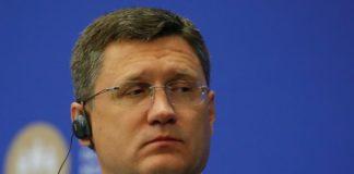 U.S., Russian officials discuss sanctions, Russian gas pipeline plans