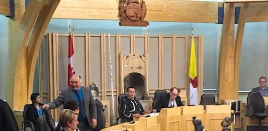 Nunavut has a new premier after ousting former leader in a no-confidence vote