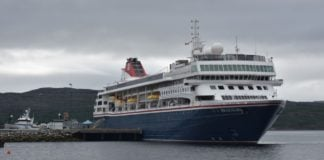 Ports without shore power will be losers in future cruise ship market