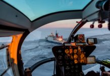 The largest ever international Arctic research project is underway