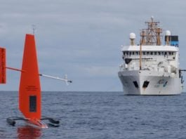NOAA plans to test Saildrones for Arctic Ocean mapping