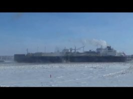 The first direct shipment of LNG from Russia's Arctic to Asia is nearing delivery