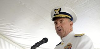 New Coast Guard commandant sees the Arctic as an urgent concern