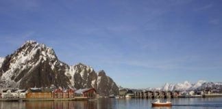 A new oil well is too close to Norway's Lofoten Islands for environmentalists' comfort
