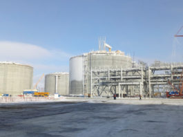 Novatek's Yamal LNG project doubles its production capacity ahead of schedule