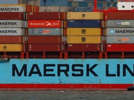 A Maersk container ship is about to embark on an historic Arctic transit