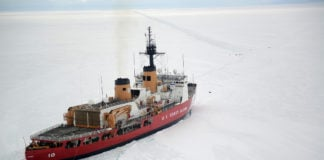 The Coast Guard's new Arctic strategic vision downplays a big problem: budget constraints